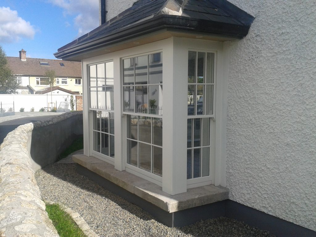 Bay windows - What are floor to ceiling windows called ...