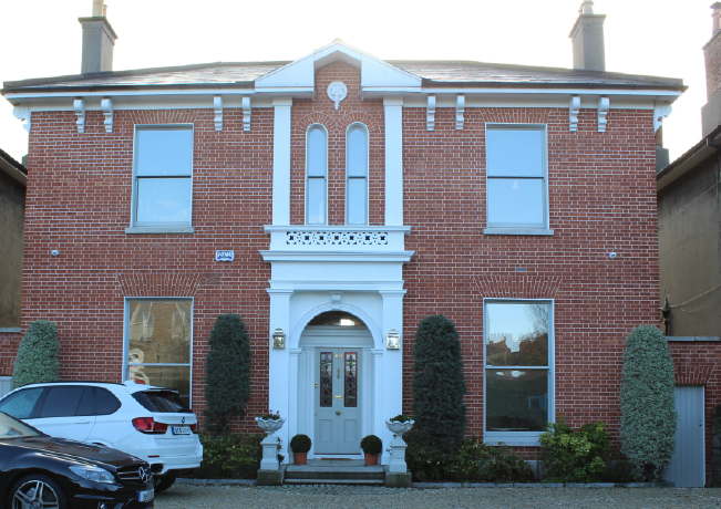 New residential project timeless sash windows of dublin for New residential windows