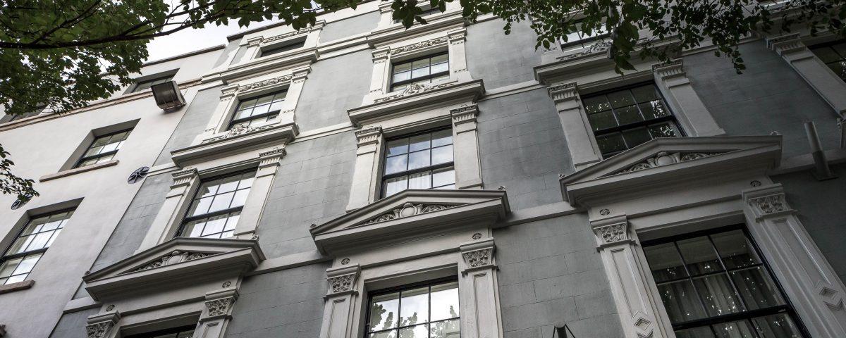 Window styles in Dublin