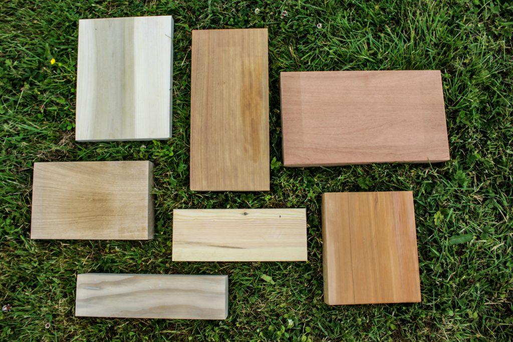 timber types