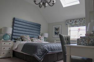 Bedroom sash windows