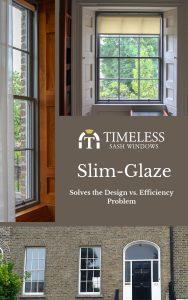 Timeless Sash Windows Slimglaze