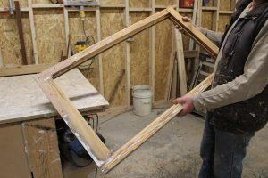 repair and refurbishment of sash windows