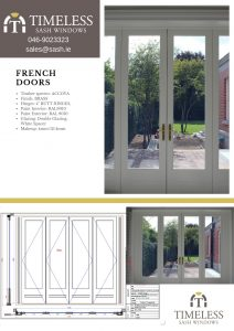 French Doors design