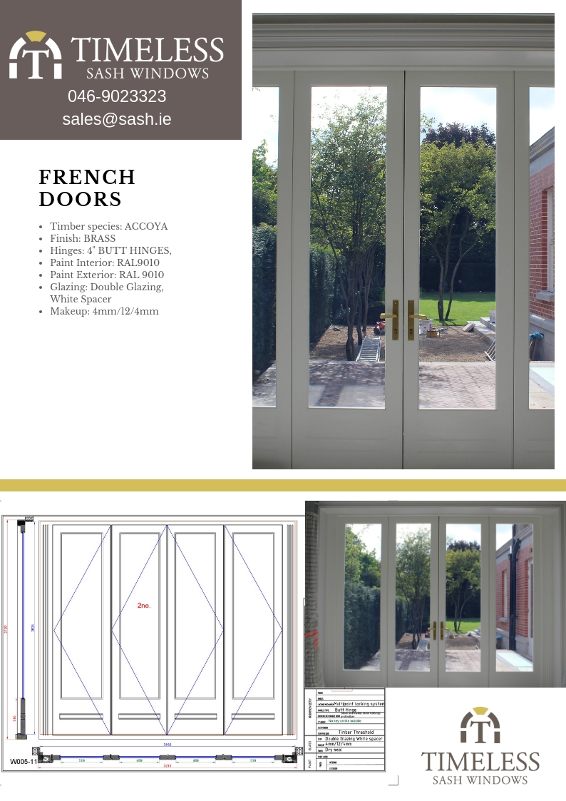 French Doors Ireland Prices    Door Design Ideas