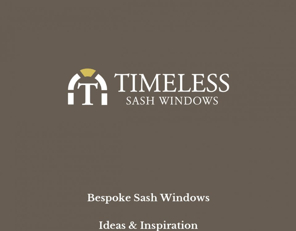 Sash Window Guide