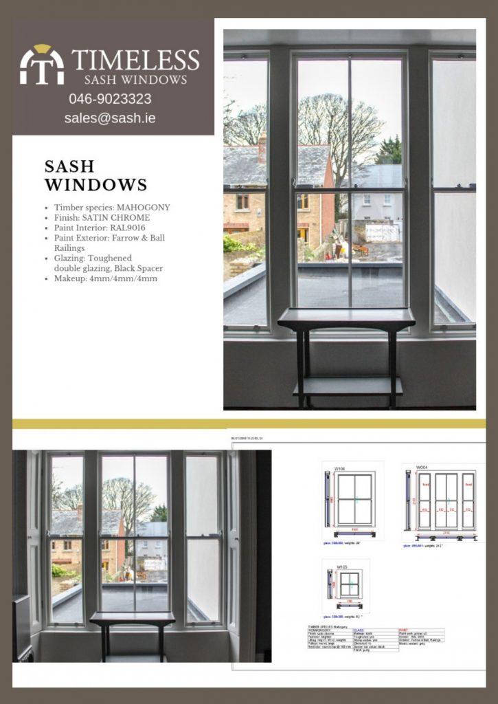 Sash Window Guide