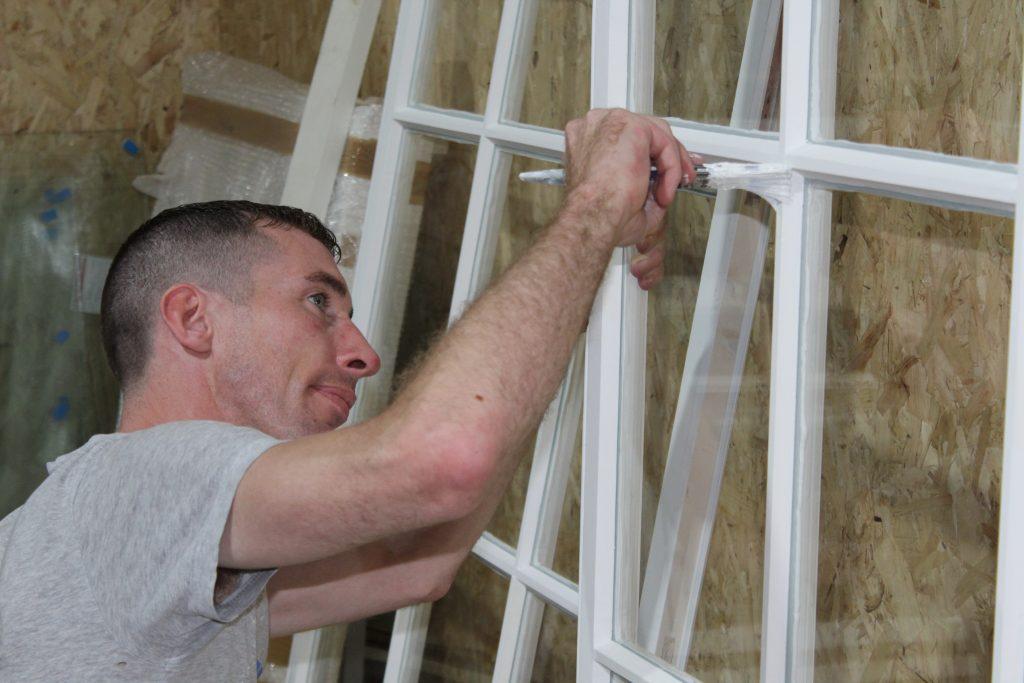 making sash windows