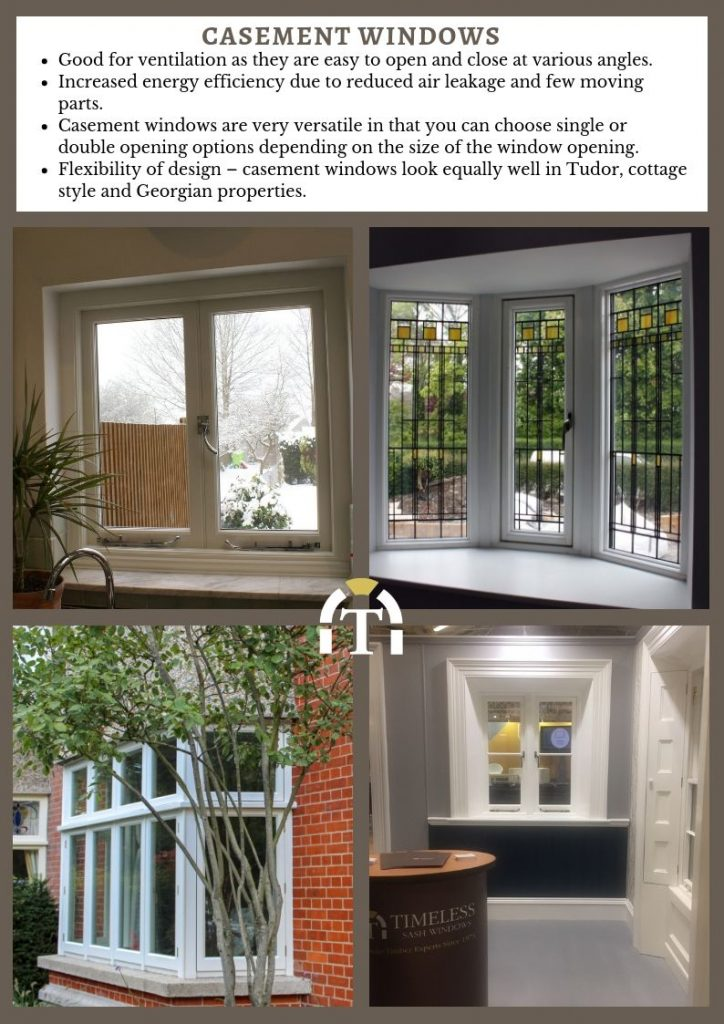 casement windows ireland