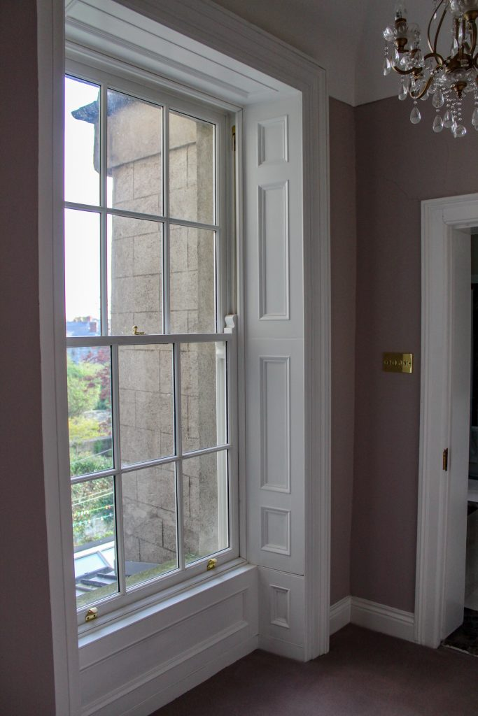 double glazing wooden sash windows