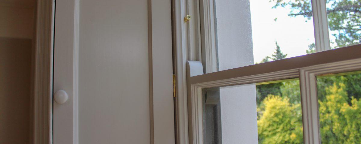dual paint windows