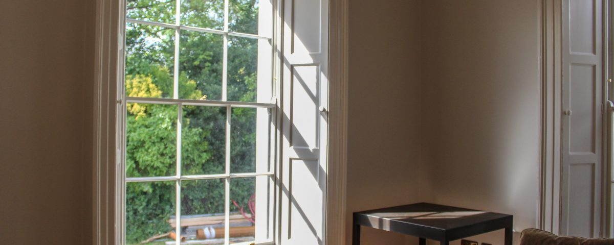 sash windows in the UK