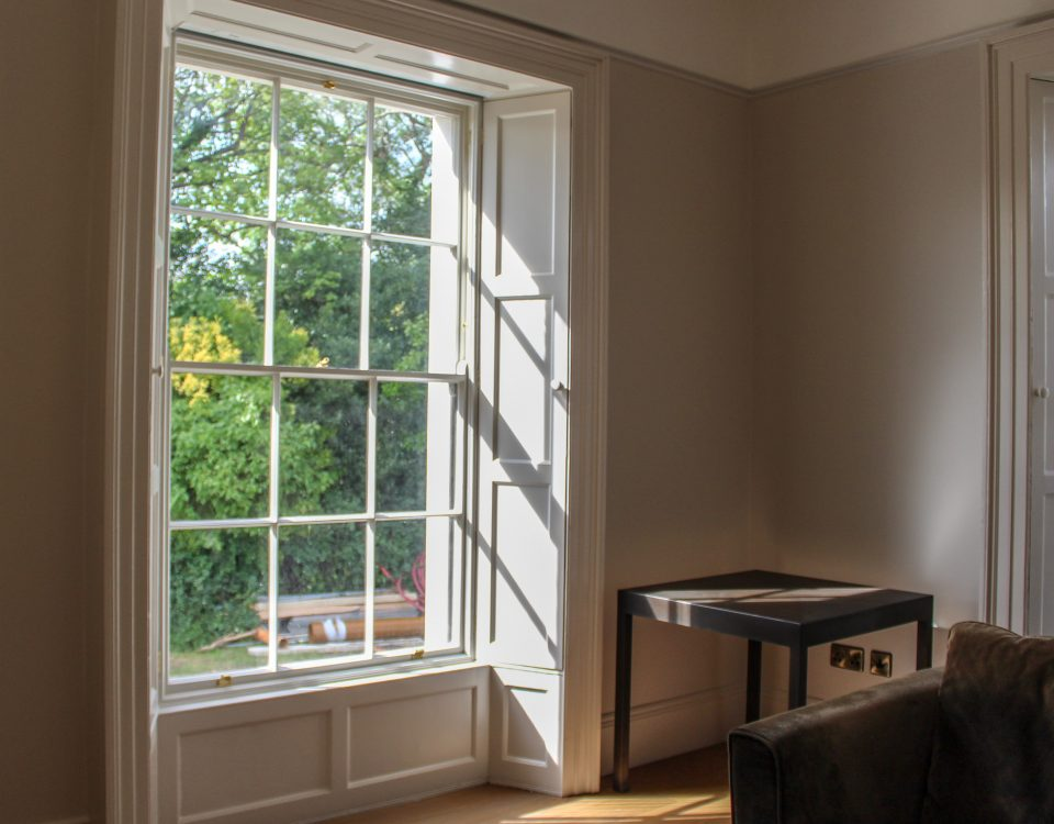 sash windows in the UK