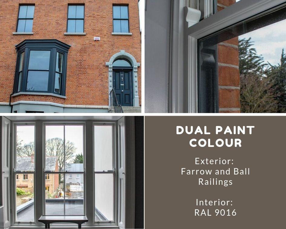 Choosing window colours