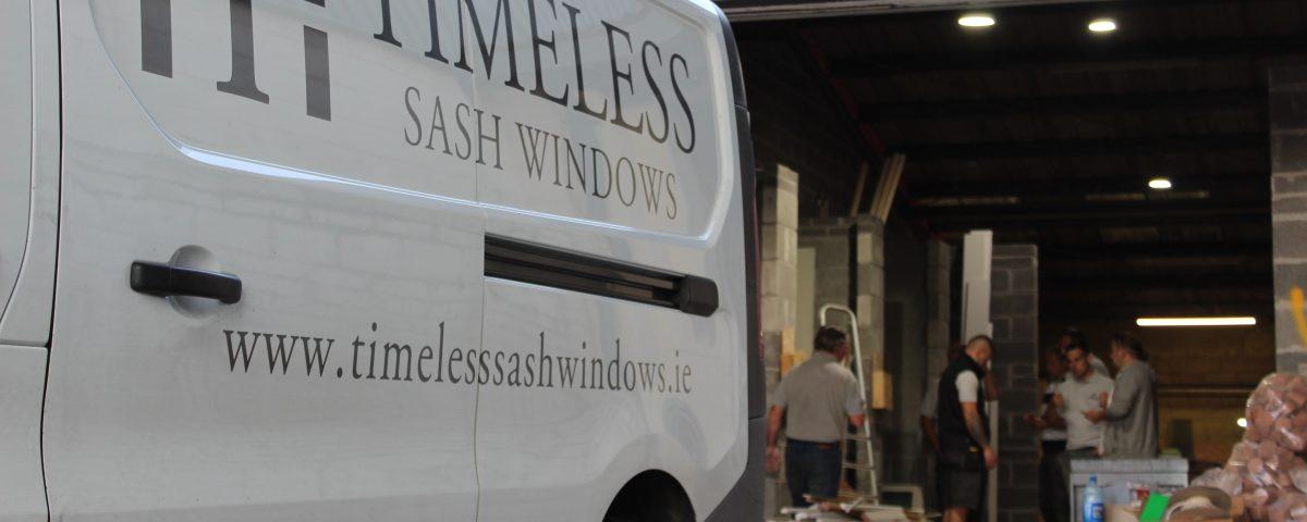 timeless sash windows trim joinery