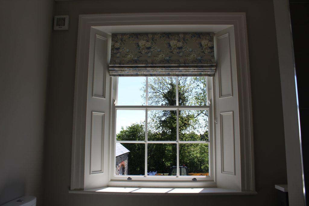 neo-georgian sash windows
