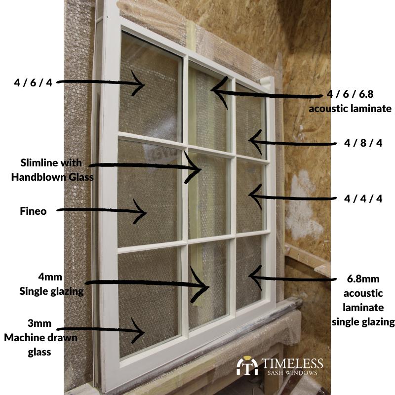 window conservation