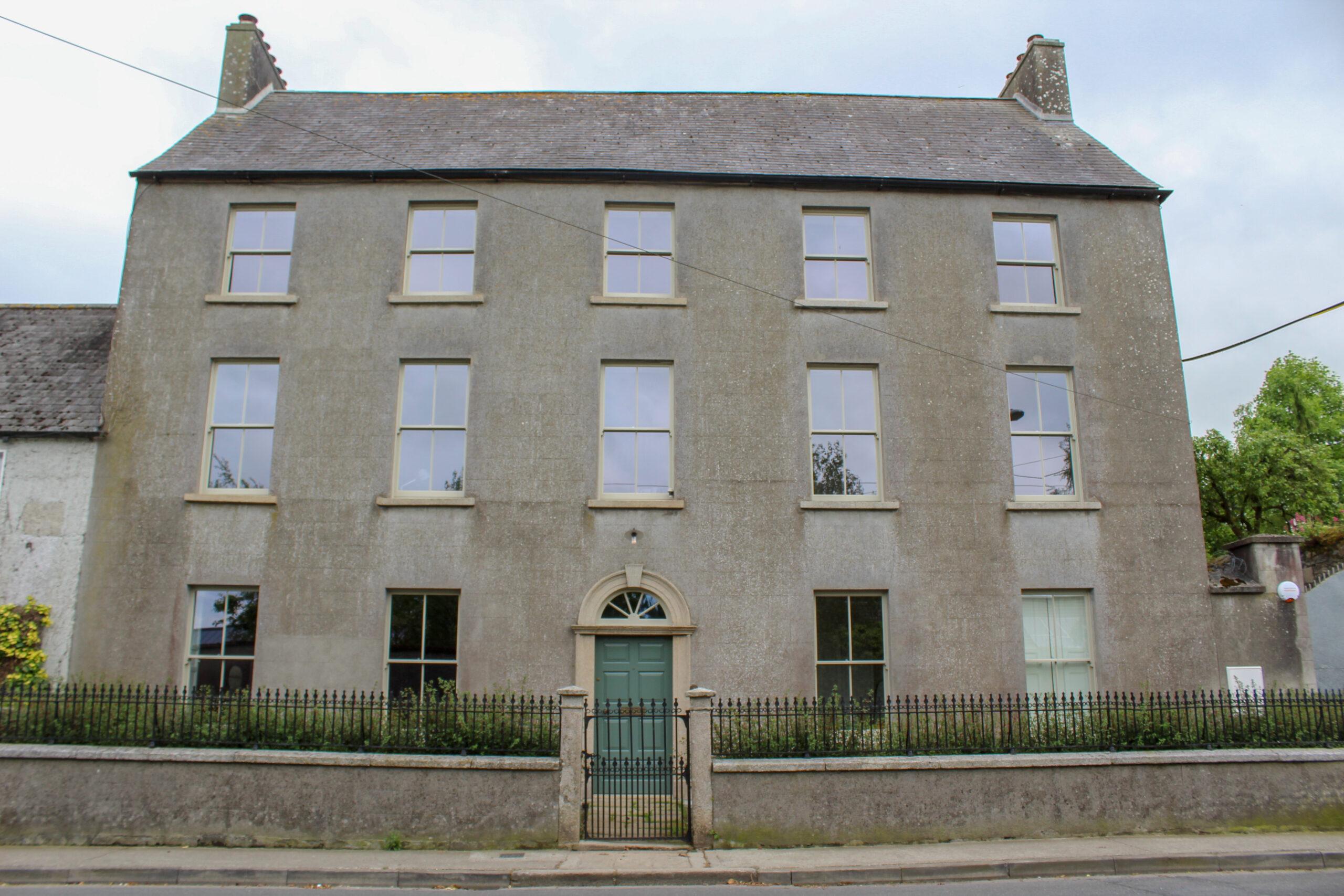 double glazed old sash windows