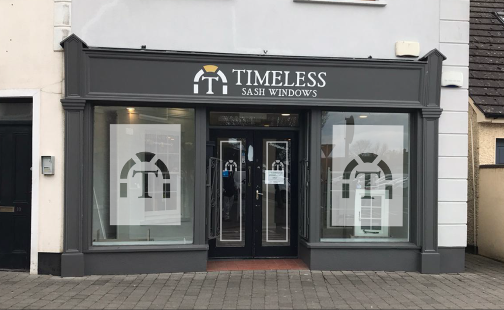 Timeless Sash Windows Showroom